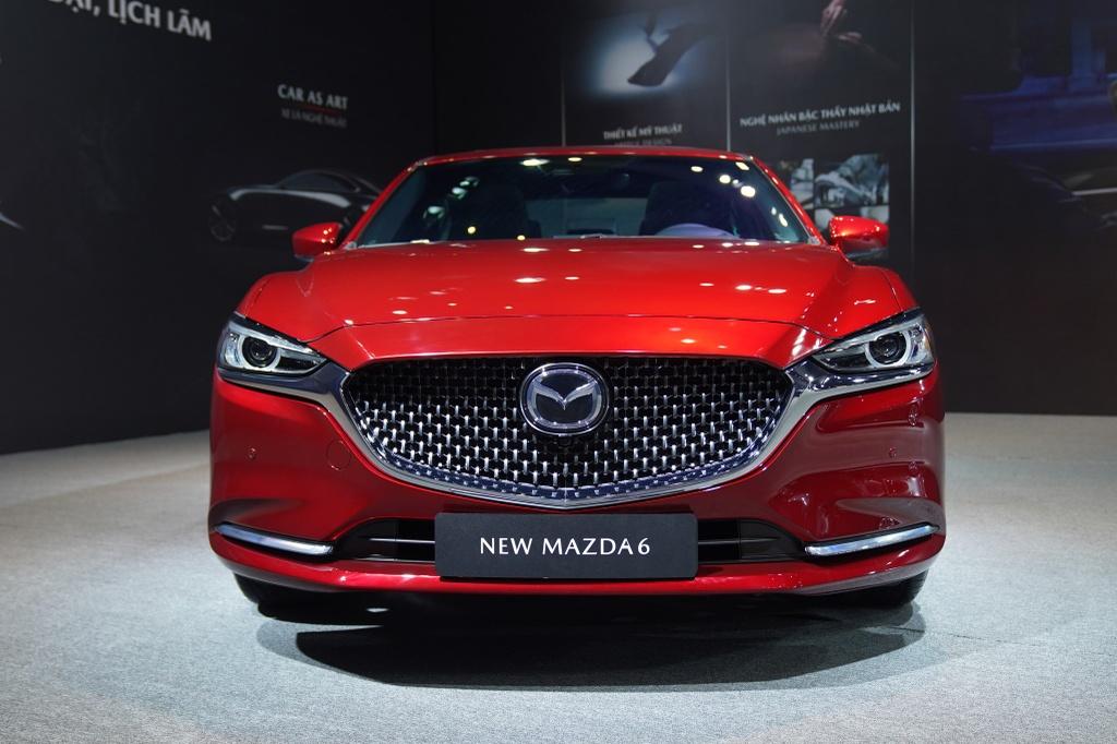 gia xe Mazda6 2020 anh 3