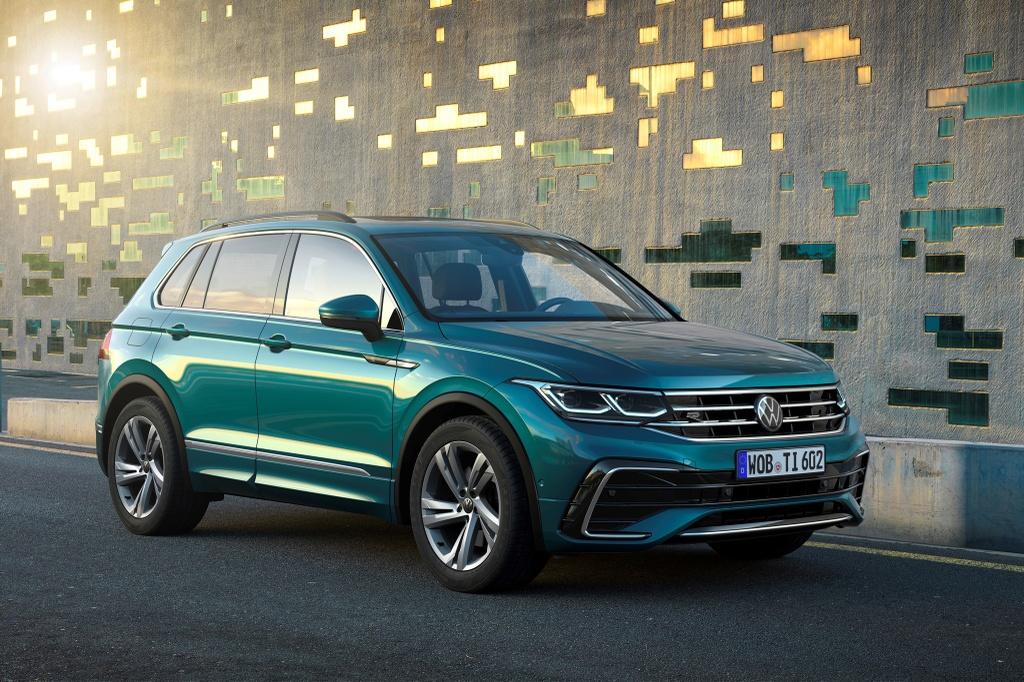 Volkswagen Tiguan 2022 anh 1