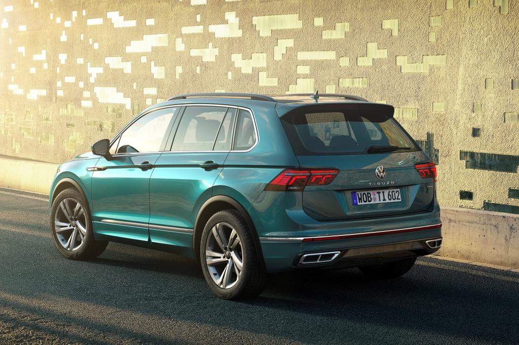 Volkswagen Tiguan 2022 anh 2