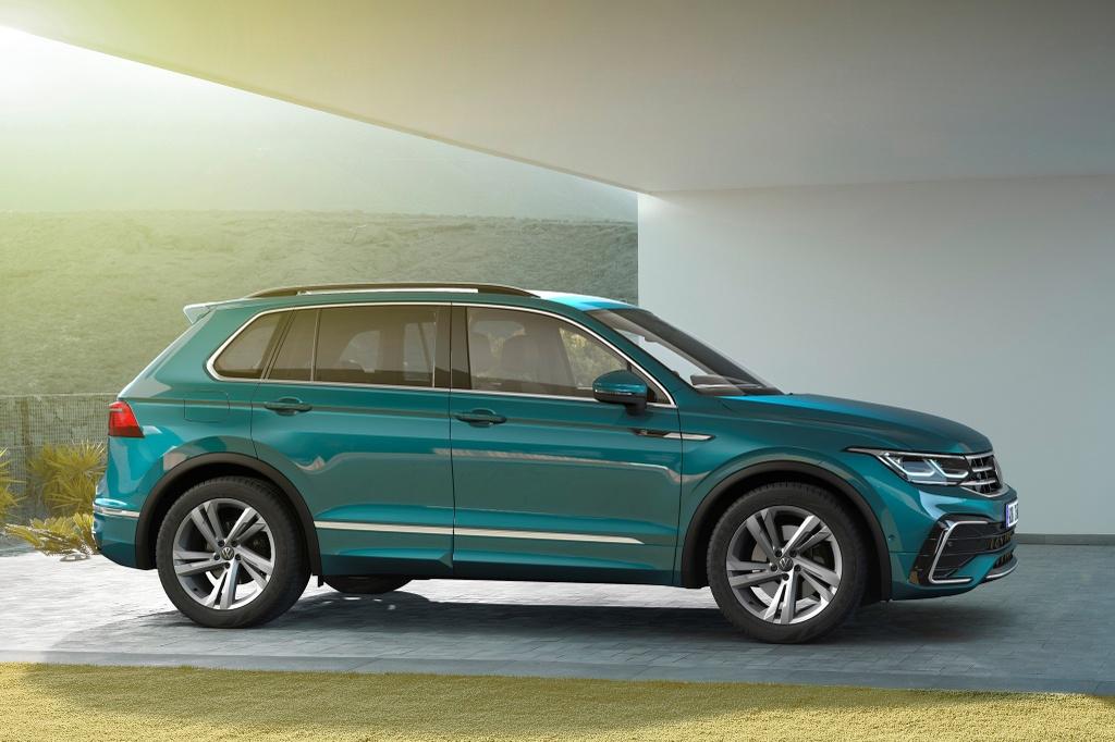 Volkswagen Tiguan 2022 anh 3