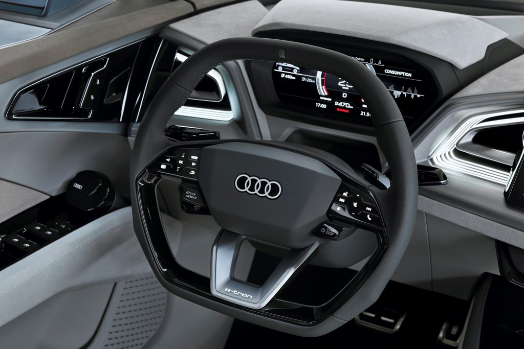 Audi Q4 e-tron Sportback anh 7