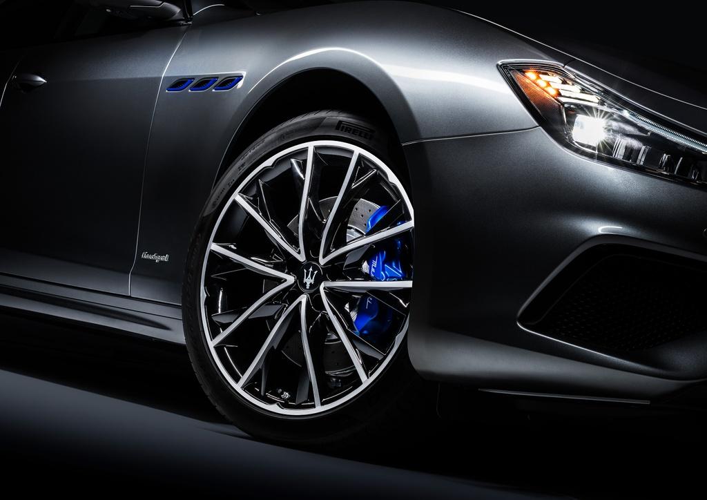 Maserati Ghibli Hybrid 2021 anh 5