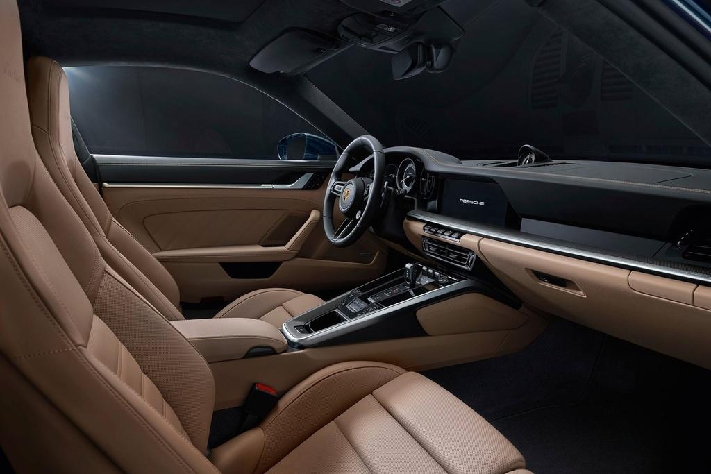 Porsche 911 Turbo 2021 anh 8