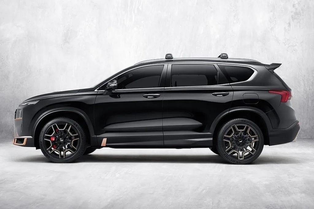 Hyundai Santa Fe 2021 anh 4