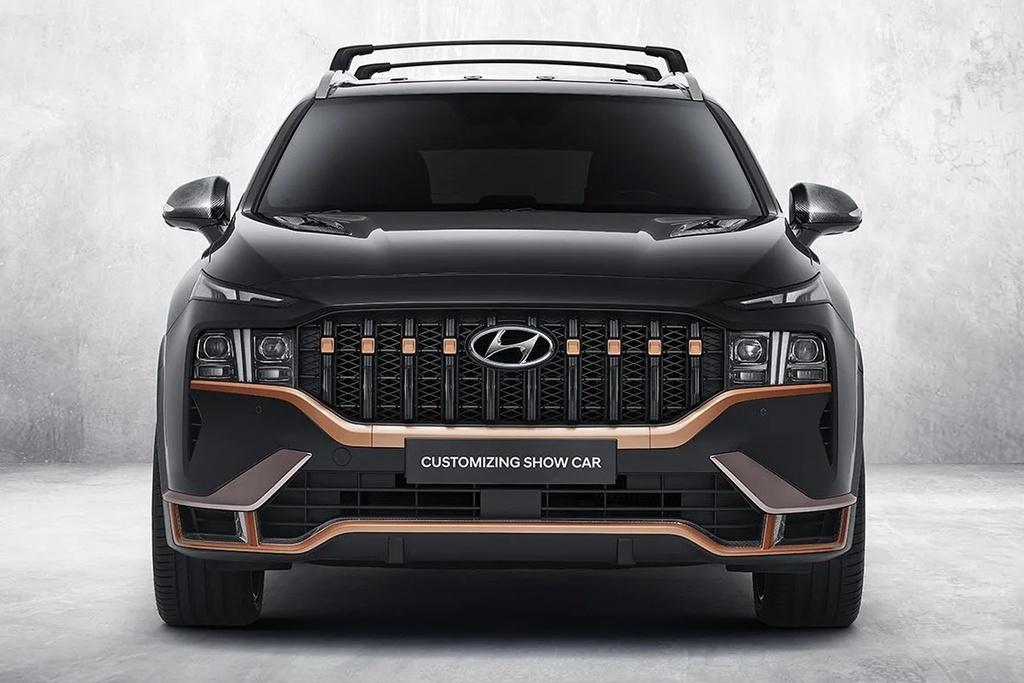 Hyundai Santa Fe 2021 anh 3