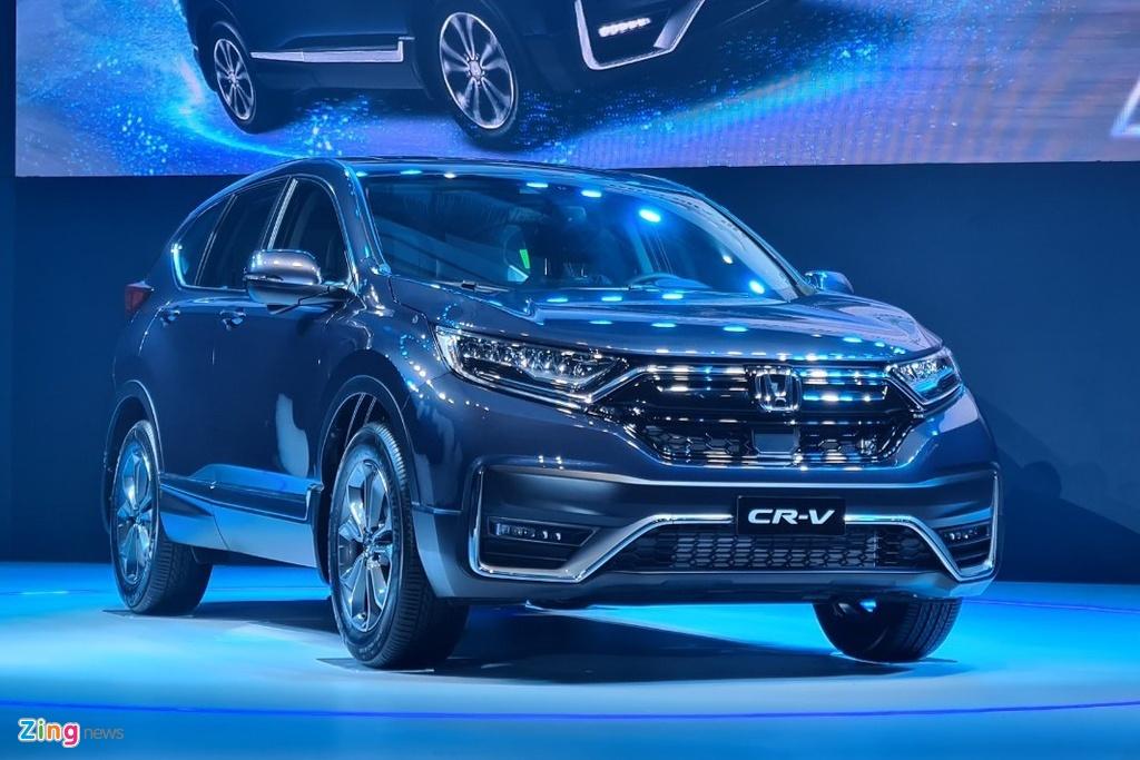 Honda CR-V 2020 anh 1
