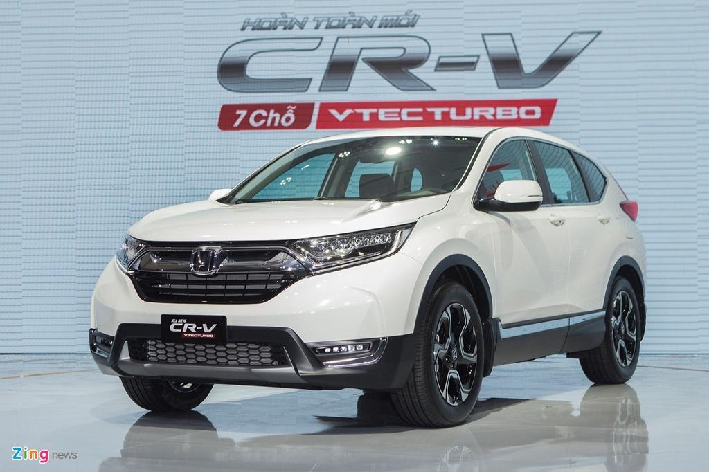 Honda CR-V 2020 anh 2