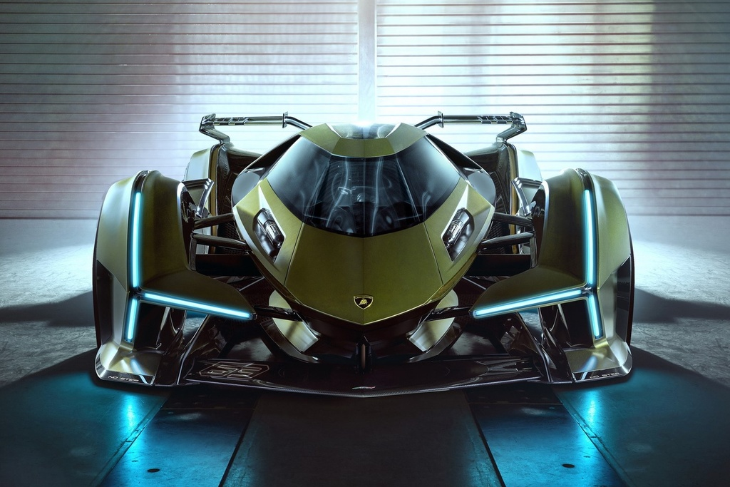 Sieu xe Lamborghini anh 5