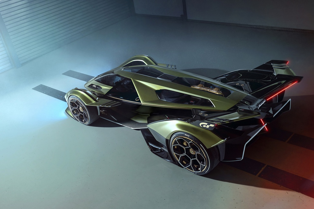 Sieu xe Lamborghini anh 2