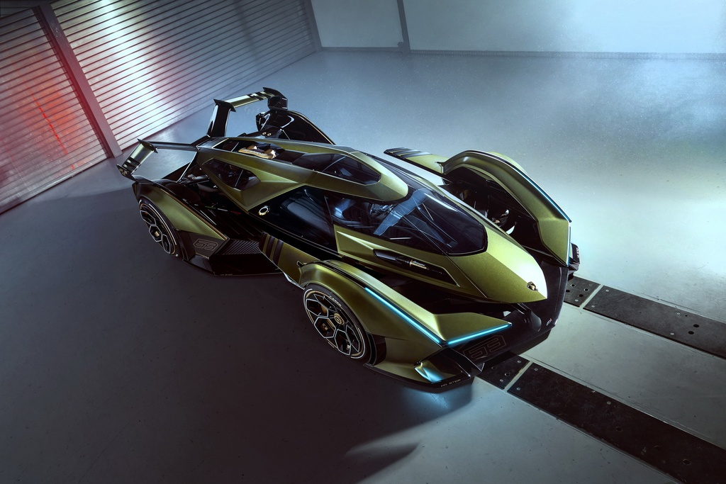 Sieu xe Lamborghini anh 1