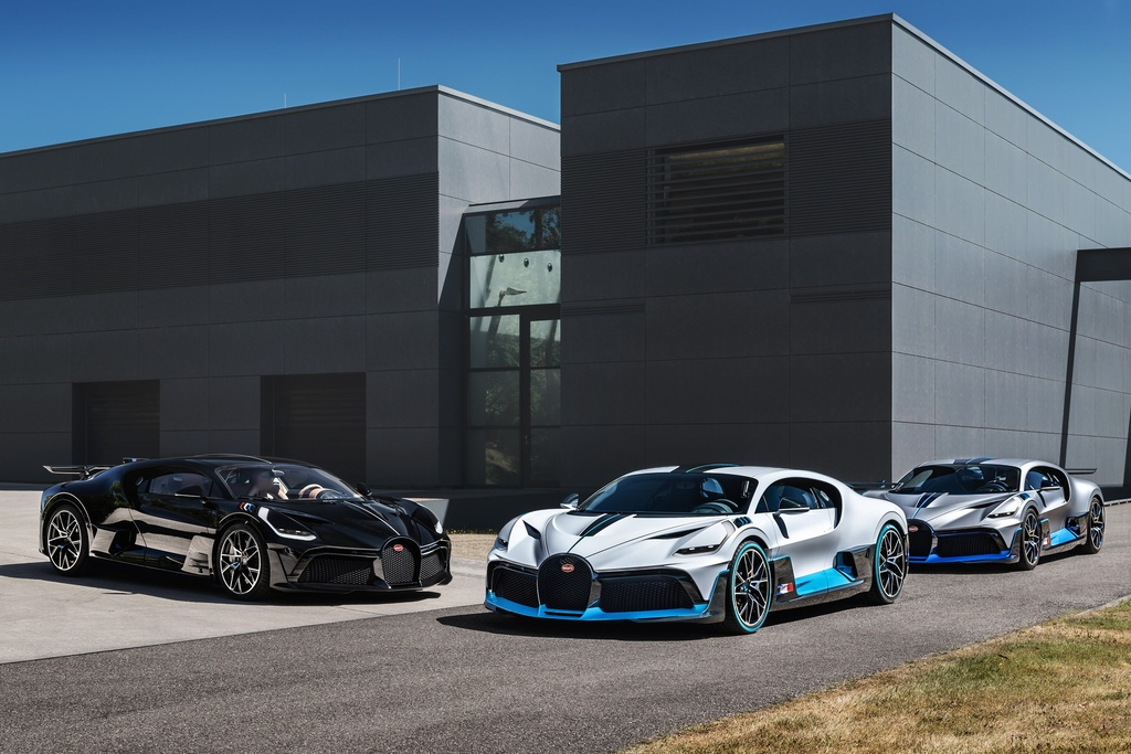 sieu xe Bugatti anh 2