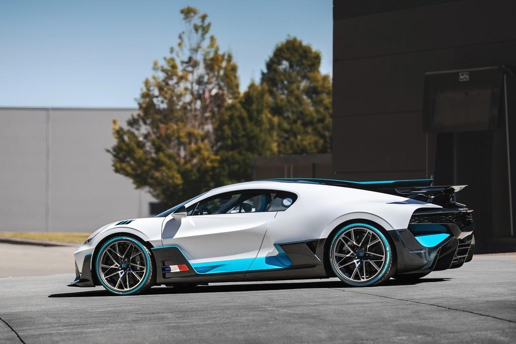 sieu xe Bugatti anh 8