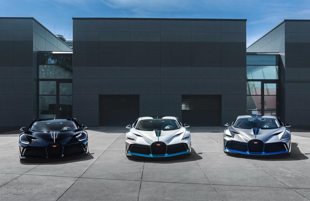 sieu xe Bugatti anh 1