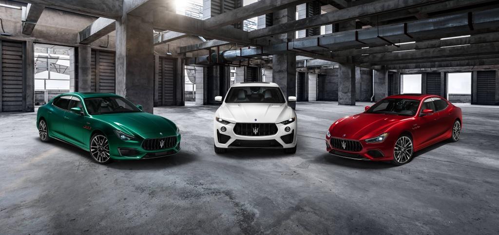 Maserati Levante Trofeo 2021 anh 2