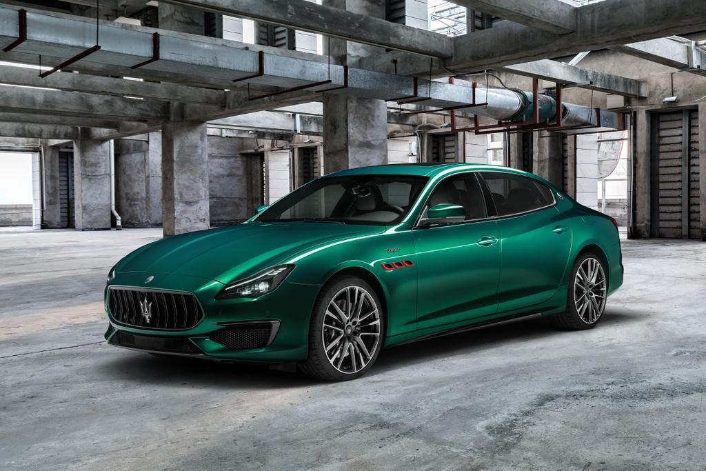 Maserati Levante Trofeo 2021 anh 7