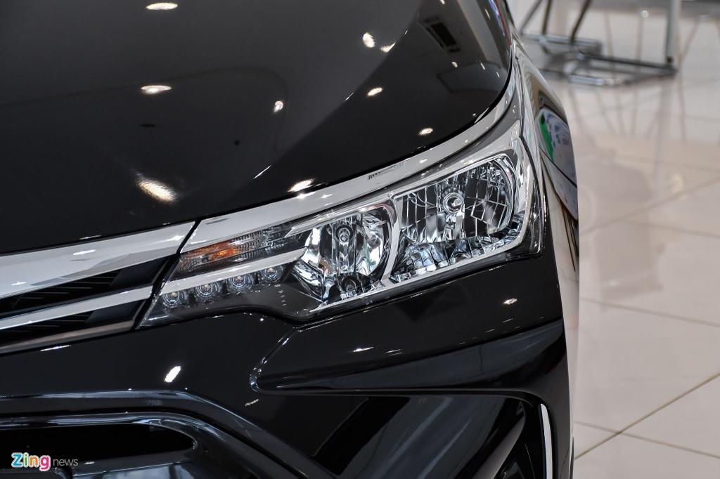 Toyota Corolla Altis 2020 anh 5