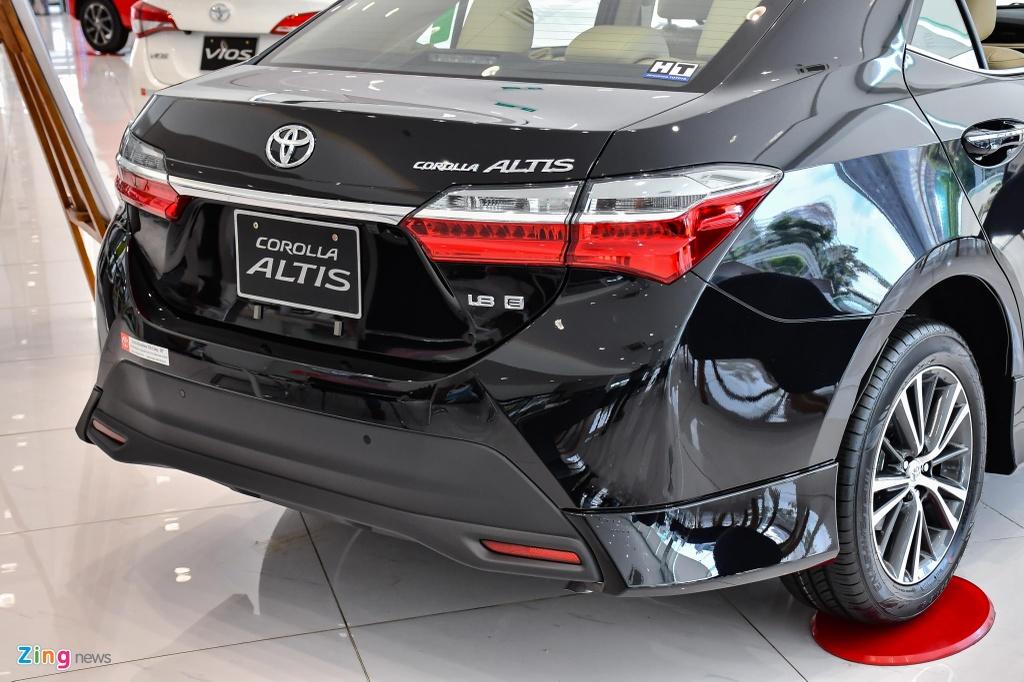 Toyota Corolla Altis 2020 anh 22