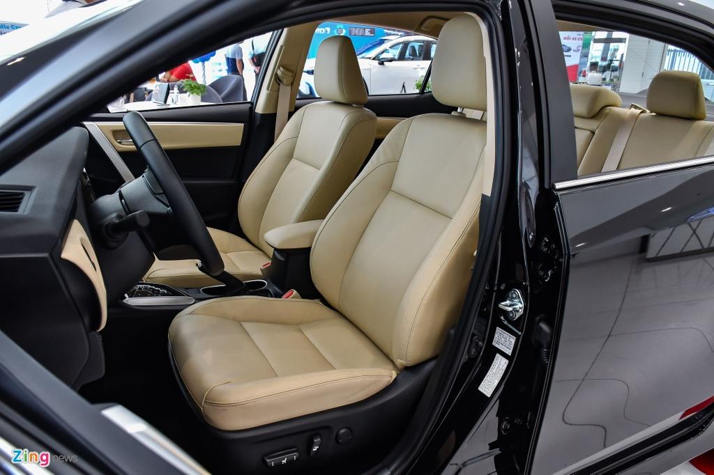 Toyota Corolla Altis 2020 anh 16
