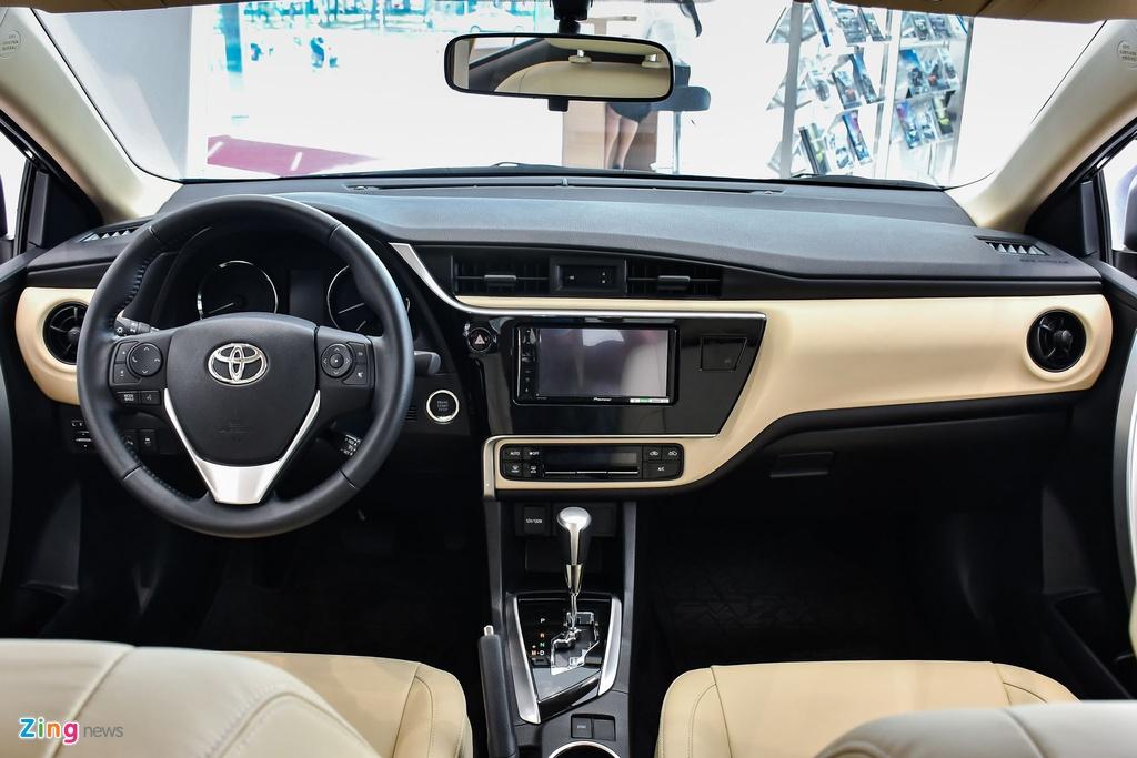 Toyota Corolla Altis 2020 anh 13