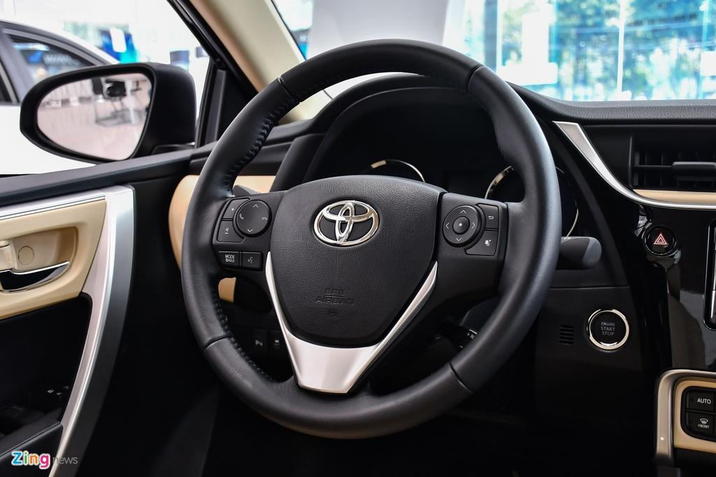 Toyota Corolla Altis 2020 anh 15