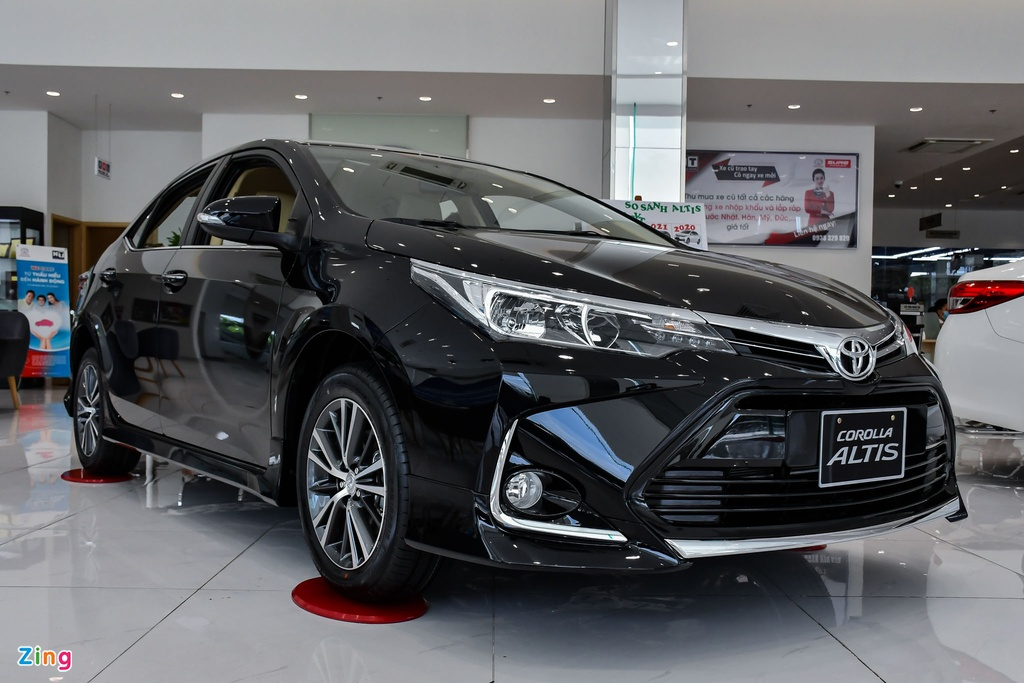 Toyota Corolla Altis 2020 anh 1
