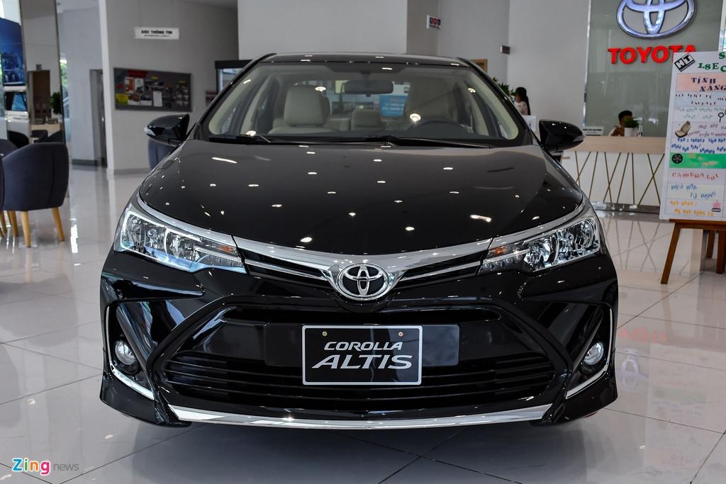 Toyota Corolla Altis 2020 anh 4