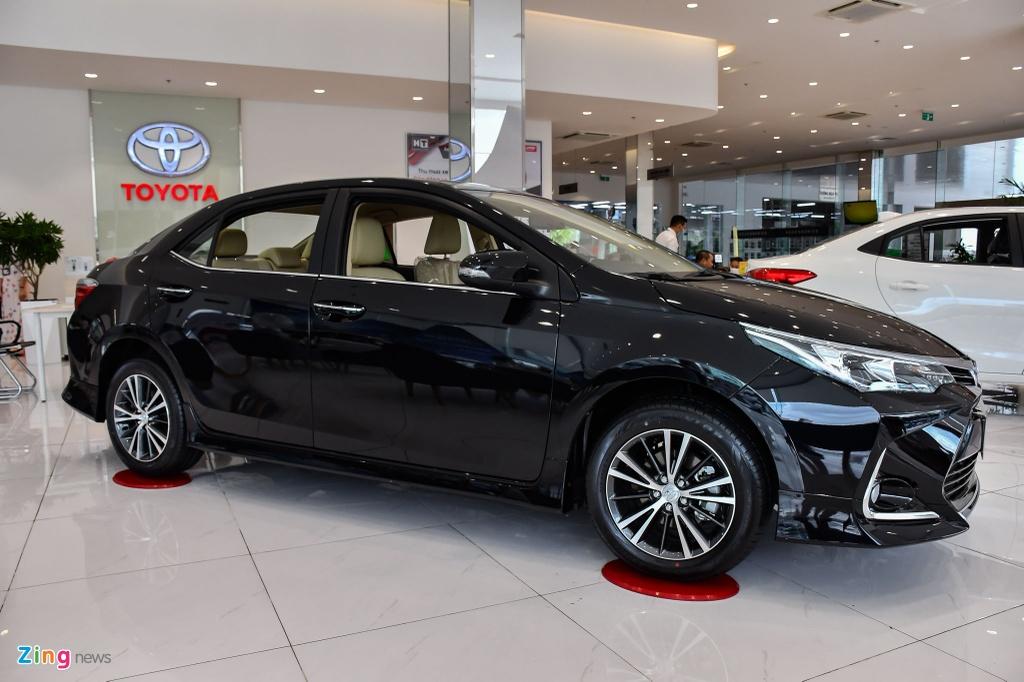 Toyota Corolla Altis 2020 anh 6