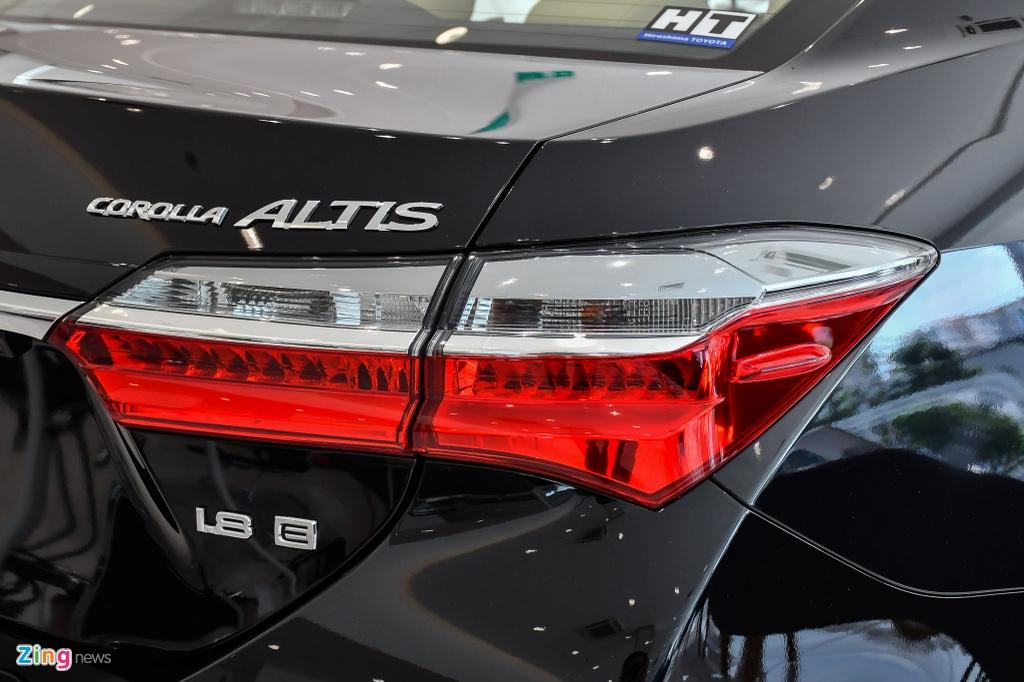 Toyota Corolla Altis 2020 anh 9