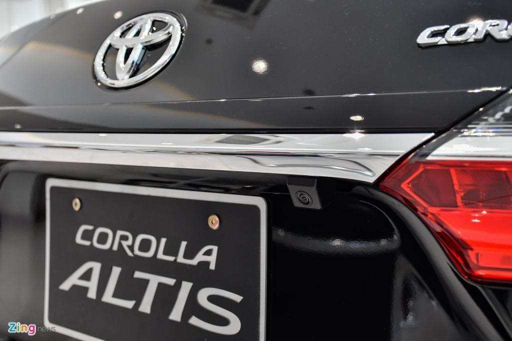 Toyota Corolla Altis 2020 anh 10