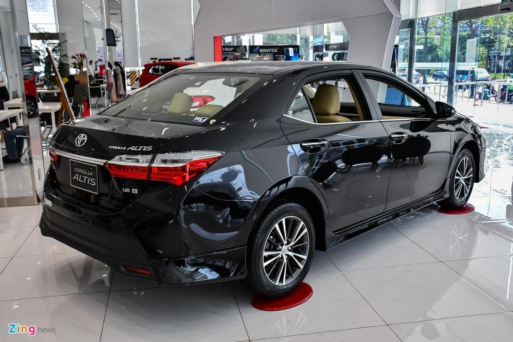 Toyota Corolla Altis 2020 anh 3