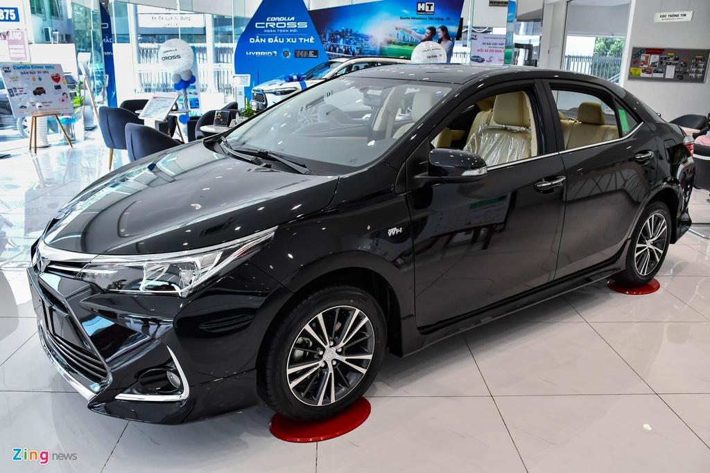 Toyota Corolla Altis 2020 anh 2