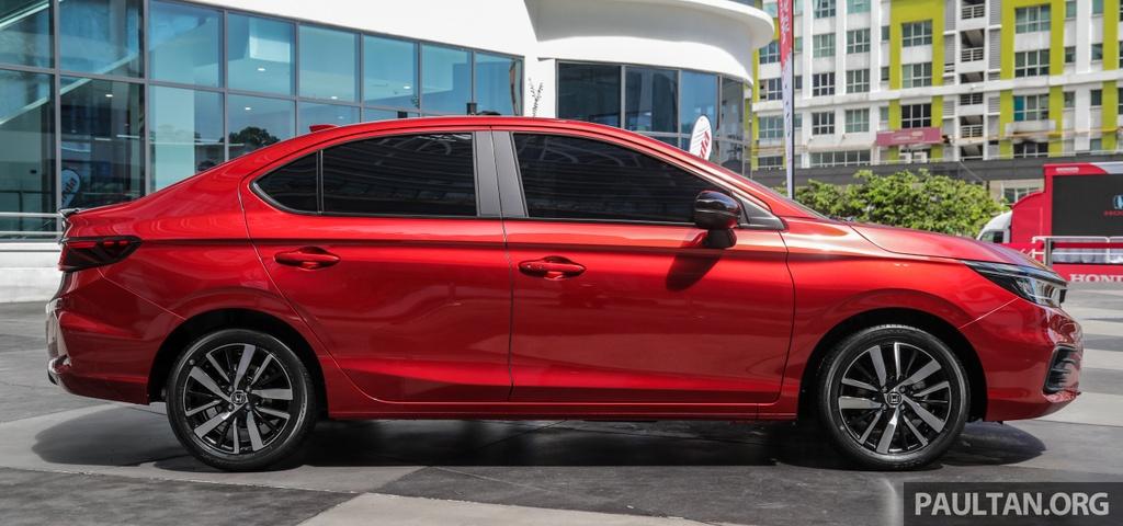 Honda City 2020 anh 4