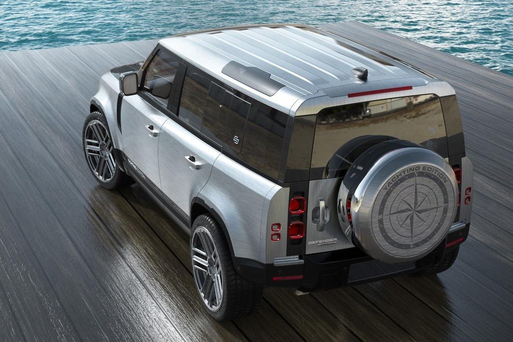 Land Rover Defender anh 2