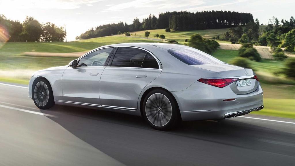Mercedes-Benz S-Class 2021 anh 2
