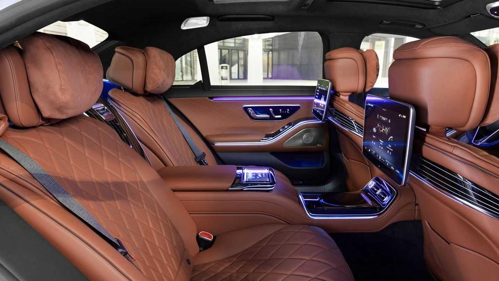 Mercedes-Benz S-Class 2021 anh 5