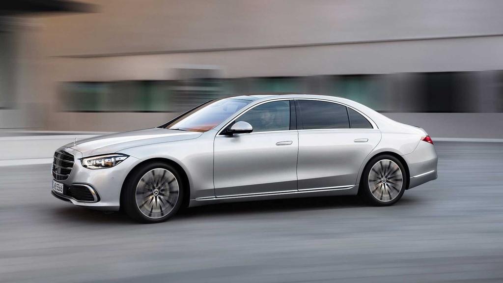 Mercedes-Benz S-Class 2021 anh 6