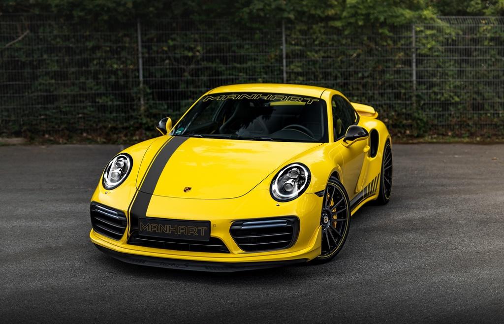 Porsche 911 Turbo S anh 3
