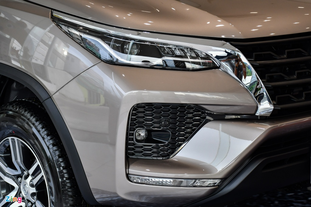 Toyota Fortuner 2021 anh 10