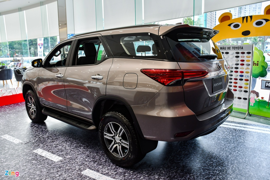 Toyota Fortuner 2021 anh 3