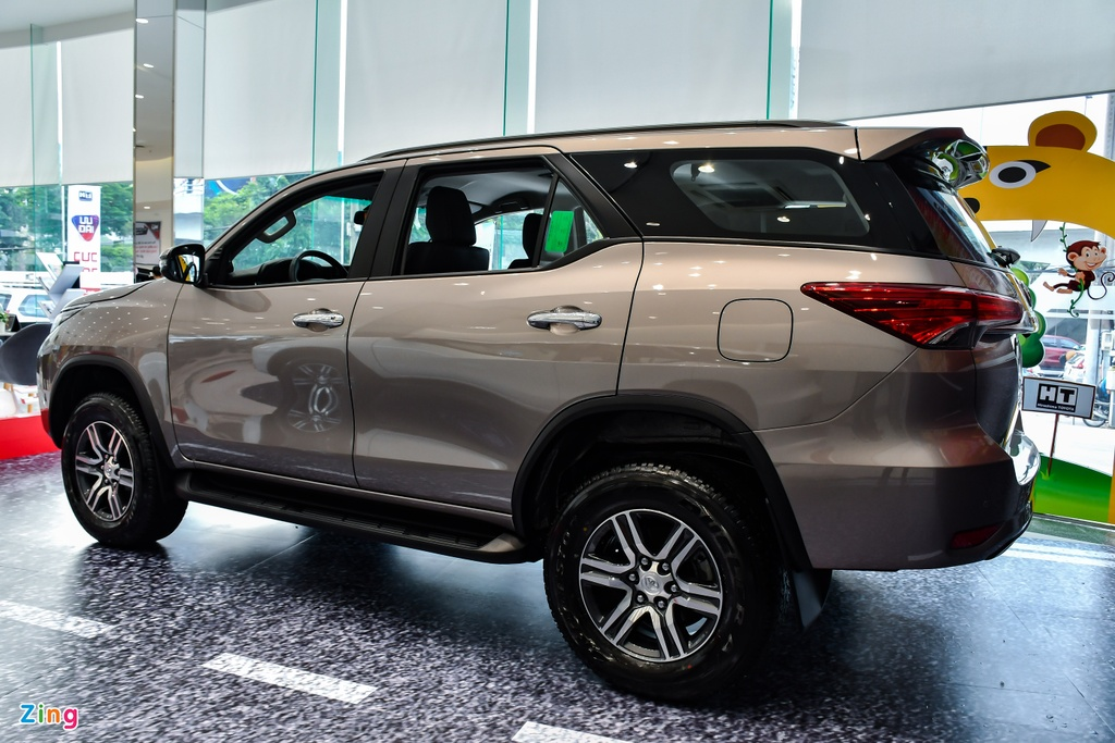 Toyota Fortuner 2021 anh 8