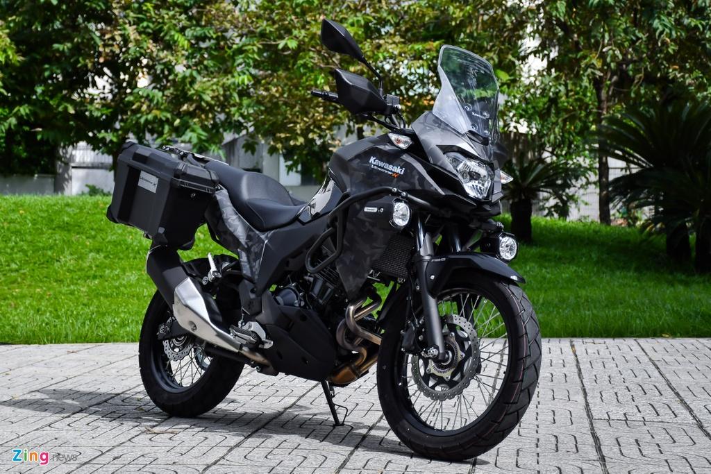 Kawasaki Versys 300 Tourer anh 2
