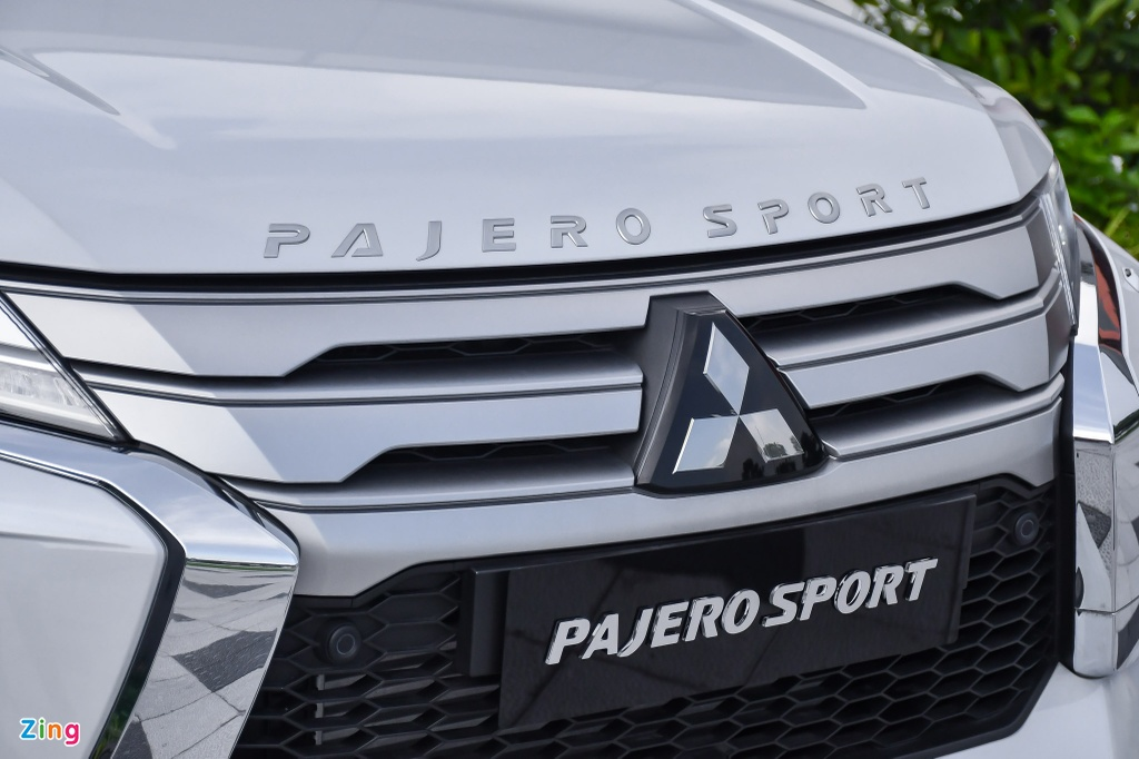 Mitsubishi Pajero Sport 2020 anh 9