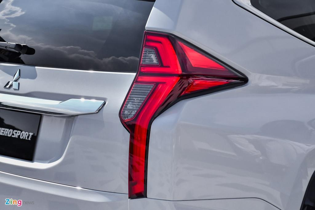 Mitsubishi Pajero Sport 2020 anh 11