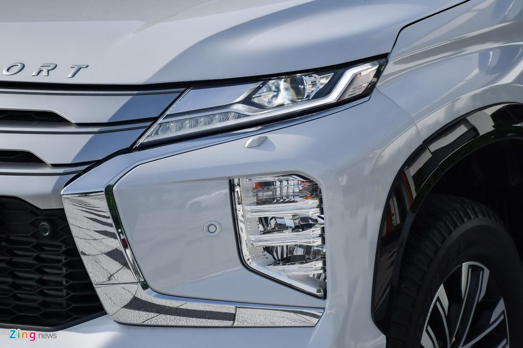 Mitsubishi Pajero Sport 2020 anh 8
