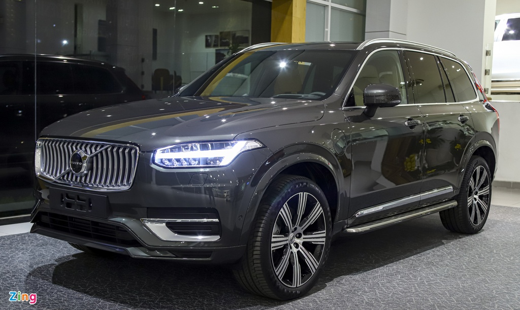 Volvo XC90 T8 2020 anh 1