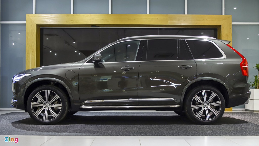 Volvo XC90 T8 2020 anh 9
