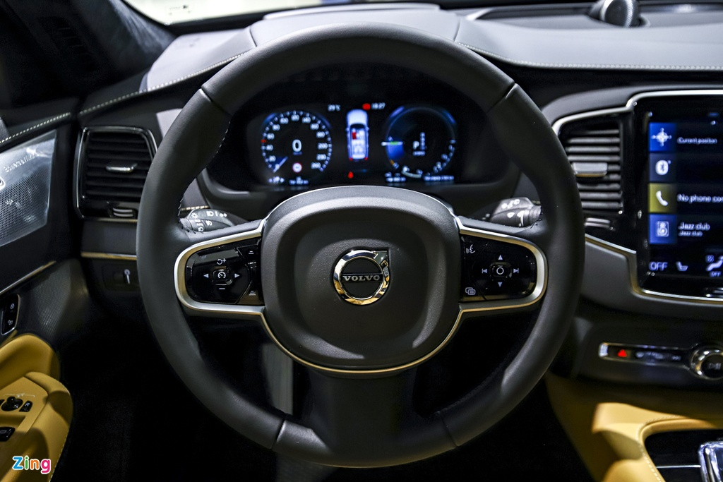 Volvo XC90 T8 2020 anh 22