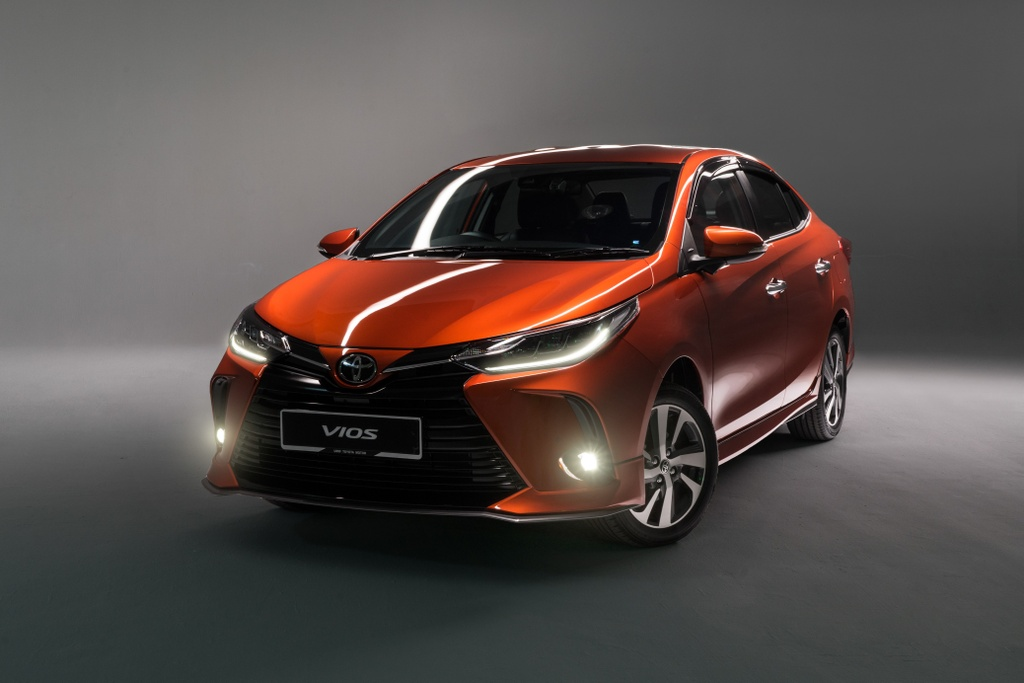 Toyota Vios 2020 anh 3