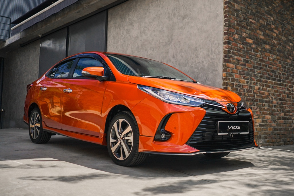 Toyota Vios 2020 anh 1