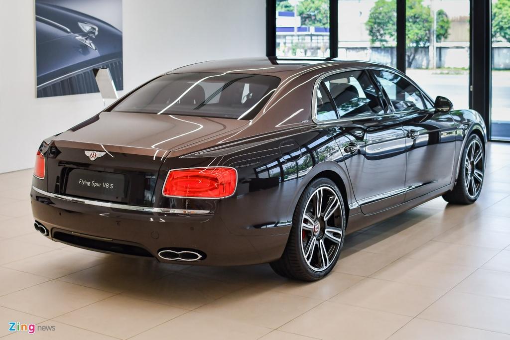 Bentley Flying Spur V8 S anh 3